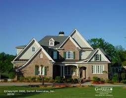 Brick House Plans Home Design Cute Garrell Associates Cozy Luxury Brick House Plans