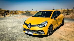 renault yellow 2017 renault clio rs 200 trophy tunnel hunting car review