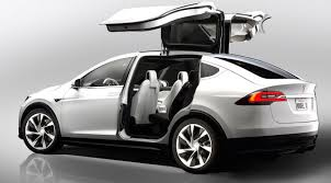 tesla model x software update turns gullwing into guillotine