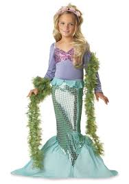 Scary Halloween Costumes Girls 25 Mermaid Costumes Girls Ideas Diy