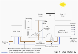 solar system wiring diagram u0026 photovoltaic wiring diagram