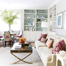 decorating shabby chic living room warm lighting standing lamps