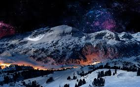 daily wallpaper winter in the mountains exclusive i like to