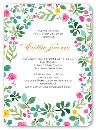 bridal lunch invitations bridal brunch invitations shutterfly