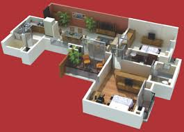 2491 sq ft 4 bhk 4t apartment for sale in gera developments