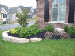 front yard landscape design yard landscape ideas colonial homes