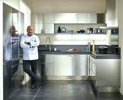 bandeau inox pour cuisine cuisine inox particulier nos conseils pour lentretien de votre