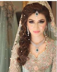new hairstyles indian wedding stylish and trendy pakistani bridal wedding hairstyle