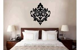Decorative Wall Decals Roselawnlutheran by Damask Wall Decals Roselawnlutheran