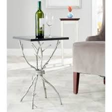 Silver Accent Table Silver Safavieh Coffee Console Sofa U0026 End Tables Shop The Best