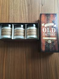 Best Candles Old Factory Candles Review These Smell