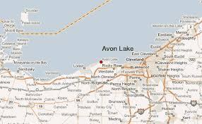 avon ohio map avon lake location guide