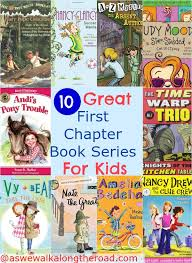 10 Great Books About For 10 Great Chapter Books Series For As We Walk Along The Road