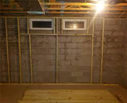 great basement idea angled basement windows