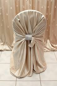 satin chair covers chagne satin chair cover right choice linen
