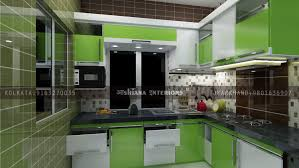 modular kitchen design by ashiana interiors kolkata youtube