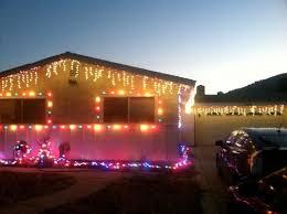 2 story christmas lights x mas light install