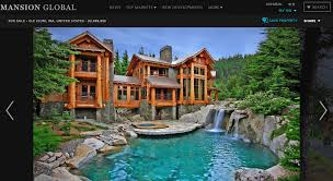 mansion global tumble creek lodge featured on mansion global hopper group real estate
