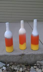 Wine Bottle Halloween Crafts by 55 Best Bowling Pin Crafts Images On Pinterest Bowling Pins