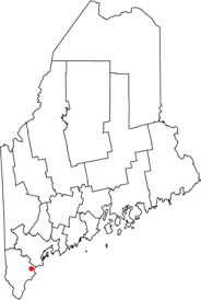 map of maine cities saco maine