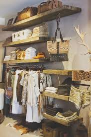 12 beautiful ways to organize your clothes with wood closet