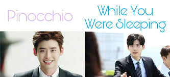 While You Were Sleeping Pinocchio Vs While You Were Sleeping K Drama Amino