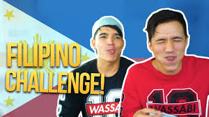 Lazyron Challenge Americans Try Challenge Polvoron Singing Challenge