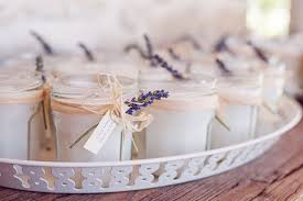 19 wedding favors for 1 or less candles favors and lavender