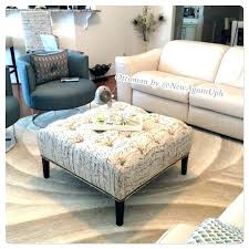 round tufted coffee table round tufted ottoman coffee table loremipsum club