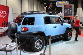 2014 Toyota Fj Cruiser Interior Toyota Fj Cruiser Gets Last Hurrah With Trail Teams Edition
