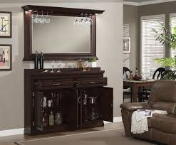 Bar Furniture For Living Room Darby Home Co Rachael Bar Cabinet With Wine Storage Reviews