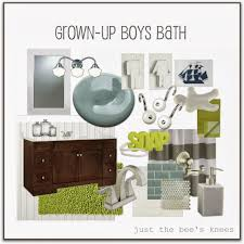 Boys Bathroom Decorating Ideas Bathroom Boy Bathroom Decor