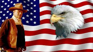 American Flag Words Spoken Word Patriot John Wayne Spoke Words On Liberals Youtube