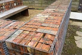 gabion garden brick walls gabion1 usa