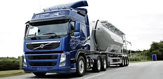 volvo commercial volvo tests liquid gas truck in uk and sweden commercial motor
