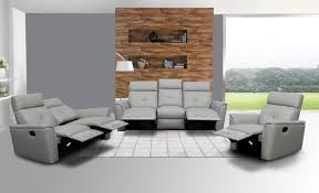 sofa modern reclining sofa noticeable modern reclining sofa set