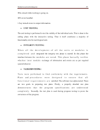 Job Description Of A Teller For Resume by Social Networking Project Website Full Documentation