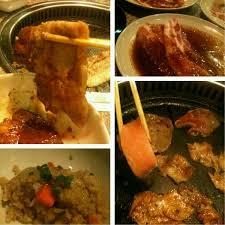 cuisine z photos à grill z la restaurant de cuisine au barbecue à thawi watthana