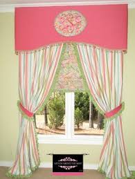 Foam Board Window Valance How To Make A Simple Window Cornice With Scalloped Edges And A