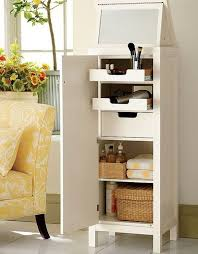 Bathroom Storage Ideas Small Spaces Cool Makeup Storage Ideas For Small Spaces With Regard To Bathroom