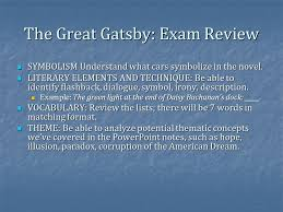 The Green Light Great Gatsby The Great Gatsby Finish Ppt Video Online Download