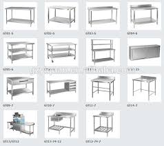 Stainless Steel Sinks Sink Benches Commercial Kitchen Commercial Free Standing Stainless Steel Kitchen Sink Buy