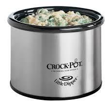crock pot sales for black friday crock pot countdown digital slow cooker with little dipper