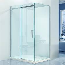 parete fissa doccia box doccia 8mm lusso euclide 2 0 anti calcare scorrevole anti calcare
