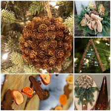 Diy Home Decor For Christmas by How To Make Natural Christmas Decorations Photo Album Patiofurn