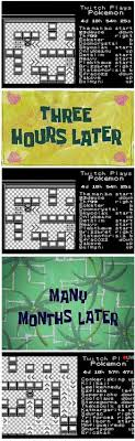 Twitch Plays Pokemon Chronicling The Epic Maddening - twitch plays pokemon encyclopedia dramatica