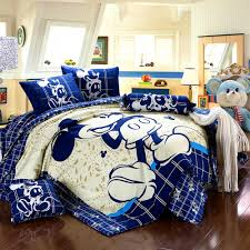 Cute Comforter Sets Queen Bathroom Agreeable Popularity Mickey Mouse Bedding Cute