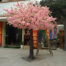 best selling artificial cherry blossom tree top quality