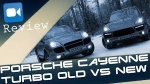 Porsche Cayenne Reliability - porsche cayenne turbo old vs new review english subtitles youtube