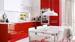 rote küche moderne ideen lösungen ikea at - Ikea Küche Rot